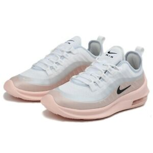 """Nike Air Max Axis Running Shoes AA2168-108 Women's Size 9 """"Washed Coral Aura'"""