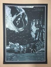 "Alien ""Special Order 937"" #14/75 Screen Print Poster by New Flesh NE not Mondo"