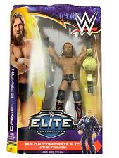WWE Elite Collection DANIEL BRYAN TRU PPV CORPORATE KANE BAF Wrestlemania 2015