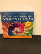 NEW-SEALED! : Fundamentals of Nursing - Skills Videos by Judith M. Wilkinson