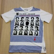 Elvis and Jesus T Shirt Hard Day Design Size M