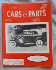 May 1977 Cars & Parts Volume 20 Number 6 1931 Model A Ford