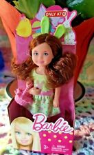 2012 Easter barbie / Kelly Auburn Hair Nrfb
