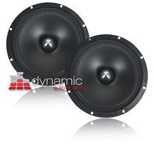 "2 PowerBass 4XL-80-94 Car Audio 8"" Composite Midrange Speakers 600W (Pair) New"