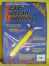 SCALE AIRCRAFT MODELLING SAM FEBRUARY 2005 AIR JAMAICA GRACE SPITFIRE AIRBUS A32