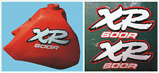 Adesivi serbatoio Honda XR 600 R  cristal - adesivi/adhesives/stickers/decal