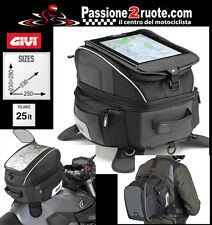 Borsa Serbatoio magnetica moto Givi Xs311 Tank Bag 25 litri moto