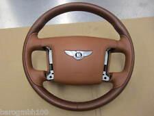 Bentley Continental GT 2007 Lenkrad mit Airbag Steering Leder Saddle 3W0419650