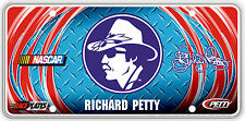 #43 Richard Petty Commemorative Faux Diamond Plate DP43RPWH
