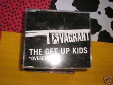 CD Punk T Get Up Kids Overdue 1T Promo VAGRANT REC