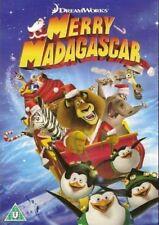 MERRY MADAGASCAR (U) DVD - NEW SEALED