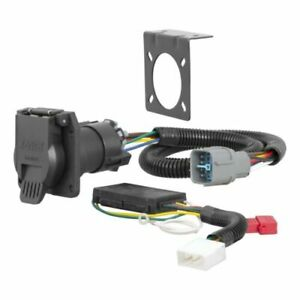 Curt 56366 Custom Wiring Connector for Honda Pilot/Ridgeline RT/RTL/RTL-E/Sport