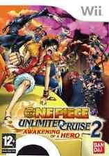 One Piece Unlimited Cruise 2 WII USATO ITA