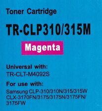 Clp-310 Magenta Toner Kompatibel für Samsung Clp-310n, Clp-315, Clx3170fn,