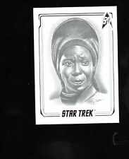 Star Trek 50th Anniversary  Guinan A20 Artifex card