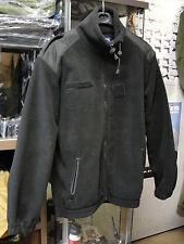 Blouson noir en fibres polaire taille XL neuf nouvelle version