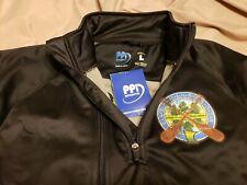 PPI SPORTS Minnesota Outdoor Apparel 3/4 zip Soft Shell Jacket SZ Large NWT