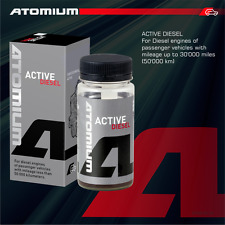 ATOMIUM Active Diesel Engine Treatment Restoration Protection Additive