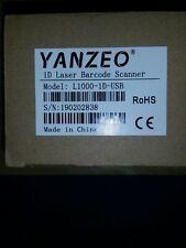 Yanzeo L1000 1D Handheld Wired Laser Barcode Scanner USB Auto Code Scan Reader