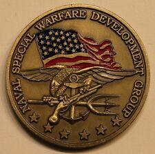 Naval Special Warfare Development Group DEVGRU SEAL Team 6 Navy Challenge Coin 4