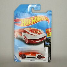 Hot Wheels El Viento X-Raycers 7/10 Clear Neon Orange Body Best For Track 2016