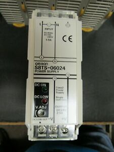 OMRON., S8TS-06024., POWER., SUPPLY, (VERY NICE TAKE OUT)