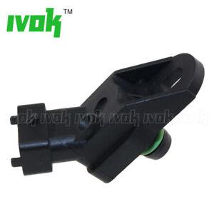 4 Bar Map Sensor For BMW E39 E46 E53 330 525 530 X5 Land Rover Opel Vauxhall