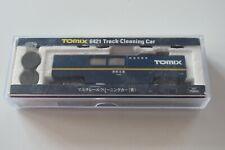TOMIX 6421 N-Schienenreinigungswagen