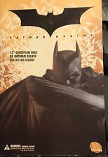 DC Direct Deluxe 13 Inch Collectors Action Figure Christian Bale as Batman Begin