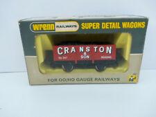 WRENN RAILWAYS W5048 Cramston Coal  Wagon - BOXED - 0-0 Gauge