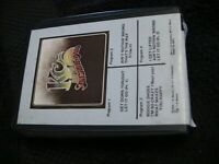 KC And The Sunshine Band Self Titled 8 track tape get down tonight boogie shoes