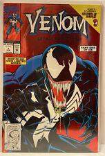 Venom Lethal Protector #1 First Solo Series Marvel Comics Spider-Man Appearance