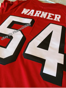 Fred Warner San Francisco 49ers Nike 75th Anniversary Alternate Limited LARGE