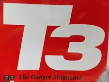 ONE T3 Magazine - various editions - Gadgets iphone car tech 2012 2013 2014 2015