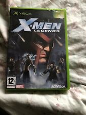 X-Men Legends (Xbox) COMPLET avec manuel