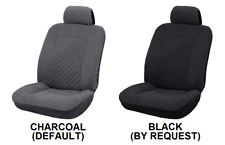 SINGLE EMBOSSED MICROFIBRE SEAT COVER FOR MERCEDES-BENZ SLR MCLAREN