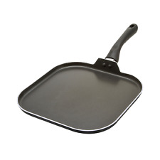"""Ecolution Artistry 11"""" Griddle Black Dishwasher Safe PFOA Free Nonstick EABK-322"""