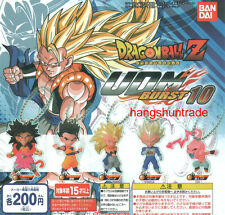 Dragon Ball Z UDM Burst 10 Broly Gohan Son Goku Vegeta Majin Buu Swing Set