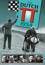 The Dutch TT 1954 (New DVD) McIntyre Duke Amm Haas Assen Motorcycle Sport