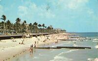 Postcard Palm Beach Florida