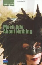 Much Ado About Nothing (LONGMAN SCHOOL SHAKESPEARE),W. Shakespeare