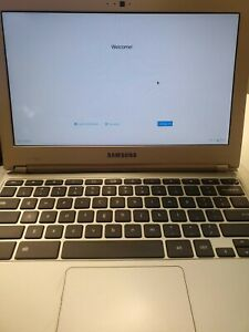 Samsung XE303C12  Chromebook 11.6  1.7GHz, 2GB Ram, 16GB SSD, SEE DESCRIPTION