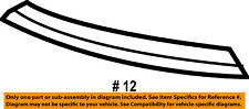 Jeep CHRYSLER OEM Grand Cherokee Instrument Panel Dash-Column Cover 1DE99XDVAD