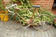 Cycling BSA 1960 racing bike HURST WEIMANN CUSTOM DIA COMPE 24 inch VINTAGE