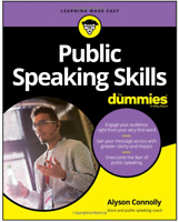 New Ed. Public Speaking Skills for Dummies, Paperback by Connolly, Alyson Book