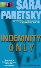 Indemnity Only (V.I. Warshawski Novels), Sara Paretsky, 0440210690, Book, Accept