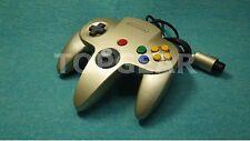 Official Original N64 Controller Pad Gold Nintendo64 by TOPGEAR.jp