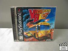 Vigilante 8  (Sony PlayStation 1, 1998)