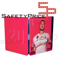 STEELBOOK FIFA 20 HAZARD PS4 PC XBOX METAL CASE NUEVO NEW