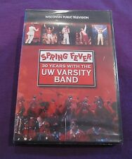 Spring Fever 30 Years With the UW Varsity Band DVD WPT 2004 Wisconsin Badgers
